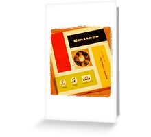 Magnetic Greeting Card