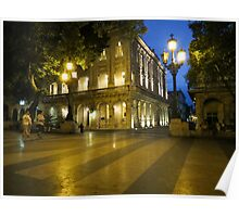 Havana by night. Poster