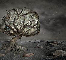Heavy burden of life by Geraldas Galinauskas