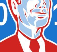 Mitt Romney For American President 2012 Sticker