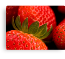 Berry yummy Canvas Print
