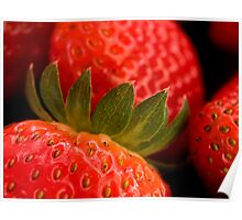 Berry yummy Poster