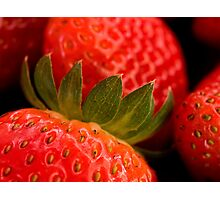 Berry yummy Photographic Print