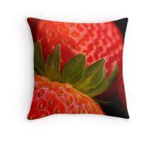 Berry yummy Throw Pillow