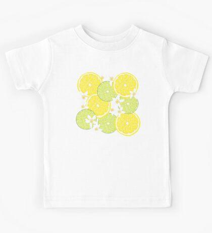Citrus Blossom Kids Tee