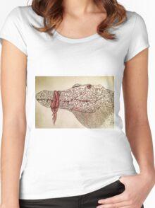 speak Women's Fitted Scoop T-Shirt