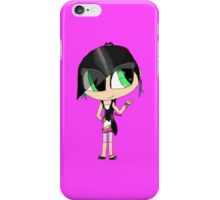 PINK Girly Girl Abbey iPhone Case/Skin