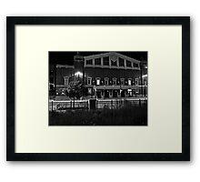 Sioux Falls Coliseum  Framed Print