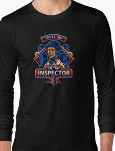 Trust The Inspector Long Sleeve T-Shirt