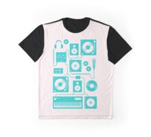 Four To The Floor Graphic T-Shirt