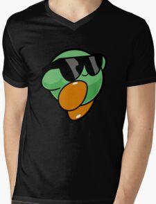 JUST COOL Mens V-Neck T-Shirt