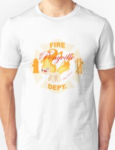 Ponyville Fire Dept. Unisex T-Shirt