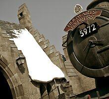 The Hogwarts Express by Scott Smith