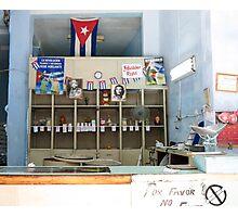 A shop. Photographic Print
