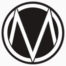 The Maine - Just Sticker by Kingofgraphics