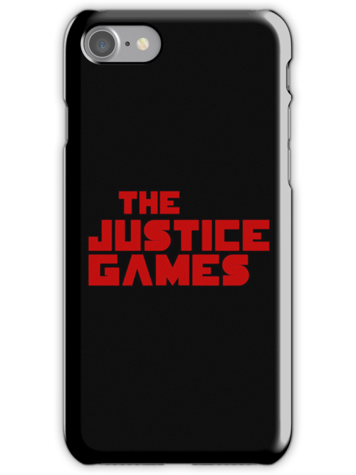The Justice Games by notafantasy