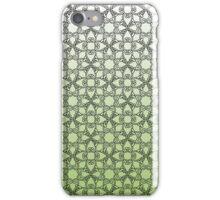 Peaceful Greens iPhone Case/Skin