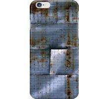 Peeled Tin Phone iPhone Case/Skin