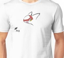 Pokemon 380 Latias Unisex T-Shirt