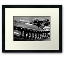 0899 Holden Bumper and Grill Framed Print