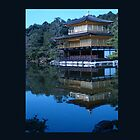 Kinkakuji and Reflection by IanPeriwinkle
