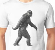 hippie bigfoot Unisex T-Shirt