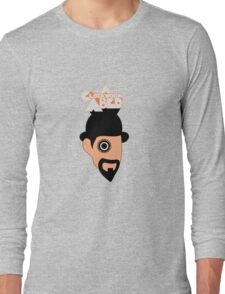 A Clockwork Abed Long Sleeve T-Shirt