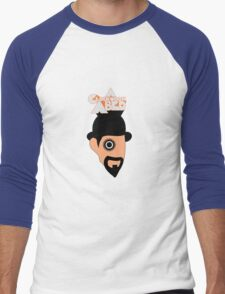 A Clockwork Abed Men's Baseball ¾ T-Shirt