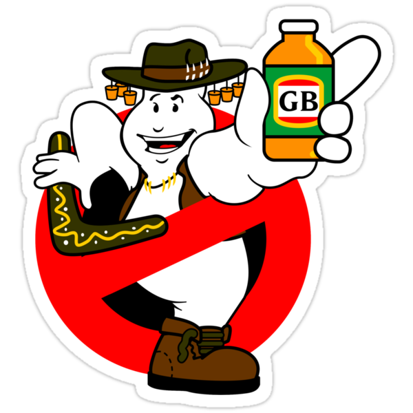 GB: Australia No-Ghost (Ghost Bitters) by btnkdrms