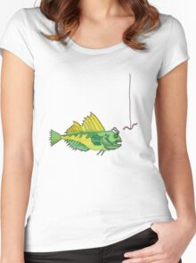 Lose-Lose Situation Women's Fitted Scoop T-Shirt