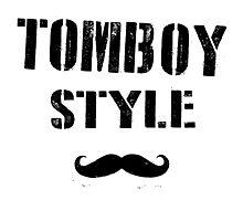 Tomboy Photographic Print