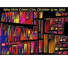 The New York Comic-Con 2012 Neighborhood Redux Photographic Print