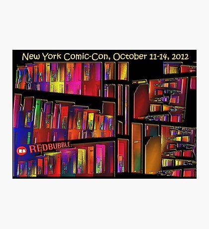 The New York Comic-Con 2012 Neighborhood Redux Photographic Print