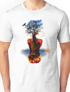 MUSIC IN SOUL Unisex T-Shirt