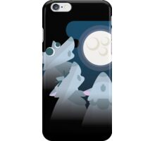 Three Wolf Moon Moon iPhone Case/Skin