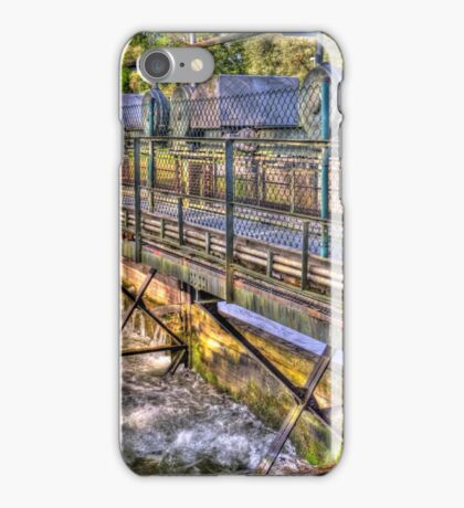 Water works! iPhone Case/Skin