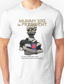 Halloween: Mummy 2012 T-Shirt
