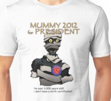 Halloween: Mummy 2012 Unisex T-Shirt
