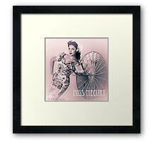 Fifties Glamour  Framed Print