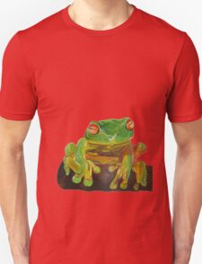 Cute Red Eyed Tree Frog T-Shirt