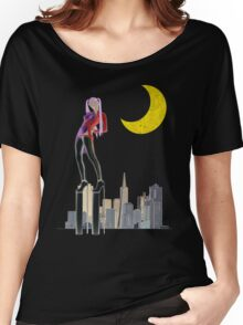on a high Women's Relaxed Fit T-Shirt
