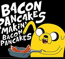 "Jake - Adventure Time ""pancakes"" by timur139"