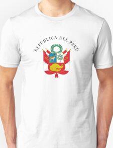Great Seal of Peru Unisex T-Shirt