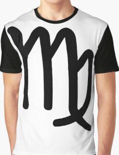 Virgo - The Virgin - Astrology Sign Graphic T-Shirt