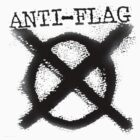 Anti-Flag by Kingofgraphics