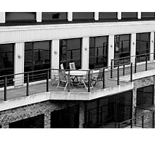 By the Waterfront Photographic Print