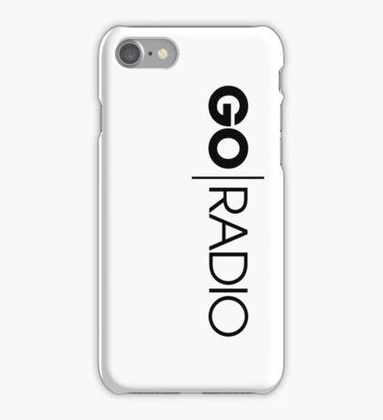 Go Radio iPhone Case/Skin