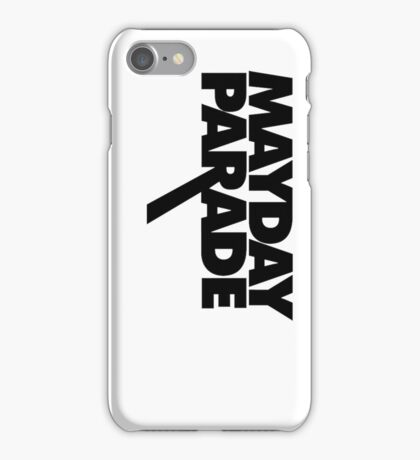 Mayday Parade iPhone Case/Skin