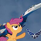 Scootalo Airforce by eeveemastermind