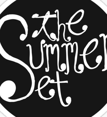 The Summer Set Sticker